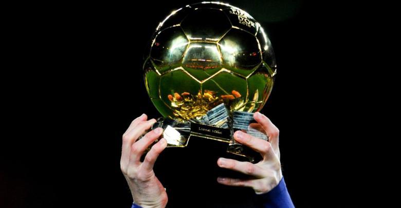 الكرةِ الذهبية