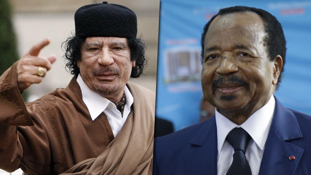 رئيس الكاميرون يفوز.. وسيطوي رقم القذافي