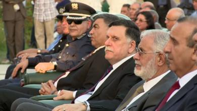 Photo of احتفالية بتأسيس أول قوة أمنية في تاريخ ليبيا