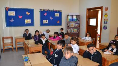 Photo of فصول مدرسية بلا معلمين
