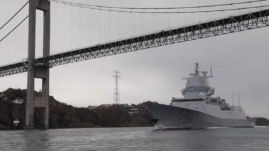 مقاتلة بحرية - النرويج