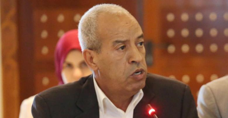 رئيس المجلس البلدي تاورغاء عبدالرحمن الشكشاك