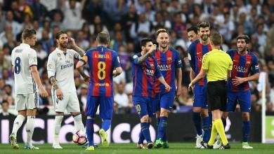 "Photo of برشلونة يتفوق على الريال بـ""المعاشات"""