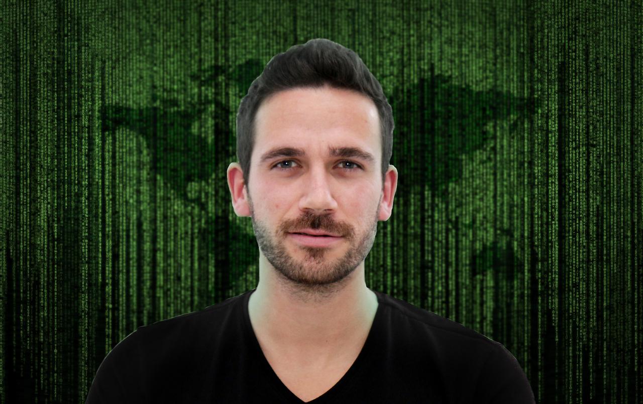 المدعو  Sven Jaschan