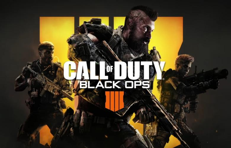 لعبة Call of Duty : Black Ops 4