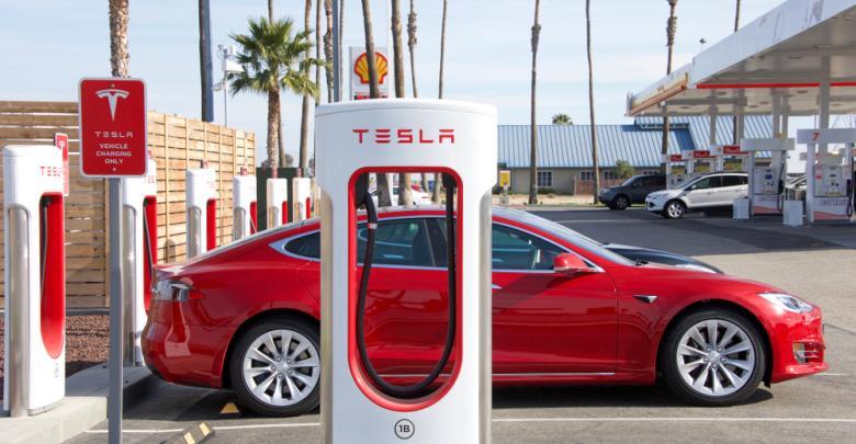 شركة تيسلا لصناعة السيارات الكهربائية