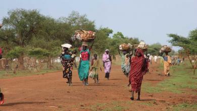 صورة تقرير يكشف اغتصاب مئات النساء جنوب السودان