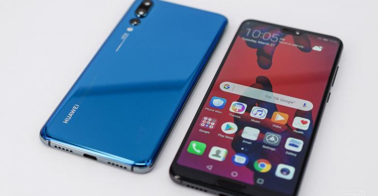 Huawei's P20
