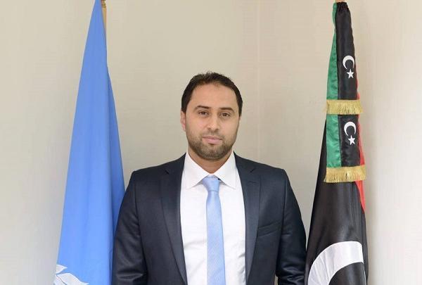 المتحدث باسم منظمة الصحة العالمية في ليبيا الدكتور أحمد العليقي