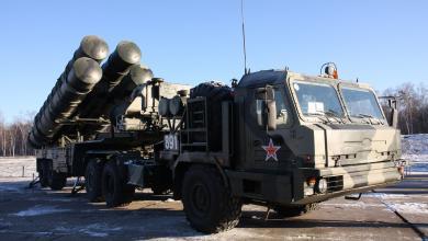 أنظمة دفاعية روسية
