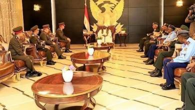 Photo of دوريات مصرية وسودانية على حدود ليبيا