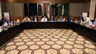 اجتماع لاختيار مرشح الرئاسي الجديد عن الغربية