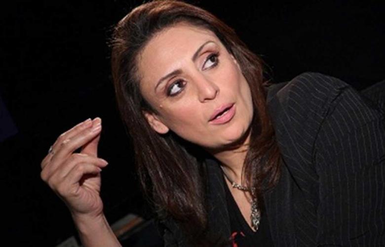 الإعلامية المصرية منى عراقي