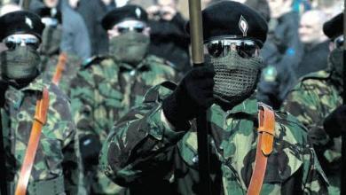 الجيش الإيرلندي