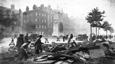 Photo of الذكرى الـ100 لنهاية الحرب العالمية الأولى