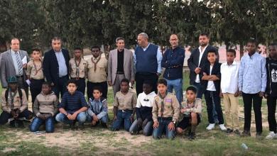 Photo of لجنة معاينة مكلفة بتفقد المؤسسات الشبابية