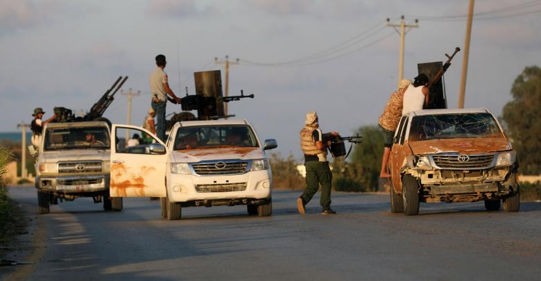 Photo of الأزمة في ليبيا ليست مشكلة أوروبا وحدها