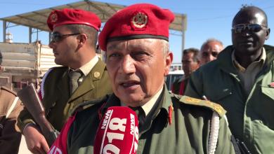 """العميد فرنانة لأفراد الشرطة العسكرية: """"انت منين"""" ممنوع قولها للمواطنين"""