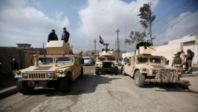 صورة مقتل 19 عنصرا من داعش الإرهابي في نينوى