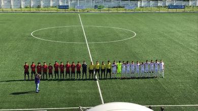 صورة المنتخب الوطني للناشئين يتعادل في ثاني مبارياته