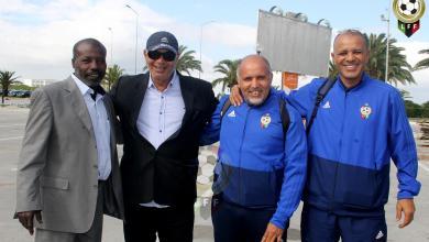 المنتخب يصل تونس قبل التوجه للسيشل