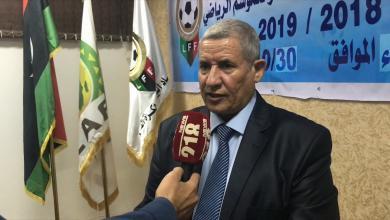 Photo of سويطي : المكتب التنفيدي قرر تأجيل مباراة الأهلي طرابلس والمحلة