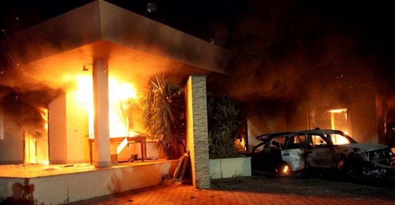 الهجوم على السفارة الأميركية في بنغازي 2012