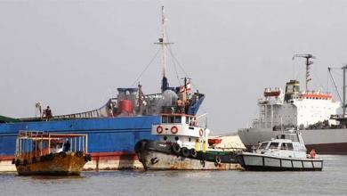 ميناء طرابلس البحري