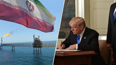 ترامب - إيران