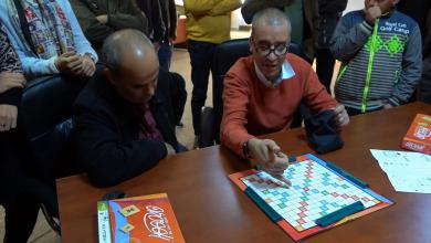 """صورة """"سكرابل"""" العالمية في خدمة اللغة الأمازيغية"""