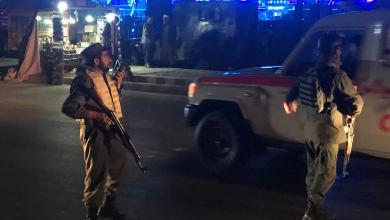 صورة عشرات القتلى والمصابين بتفجير انتحاري في أفغانستان