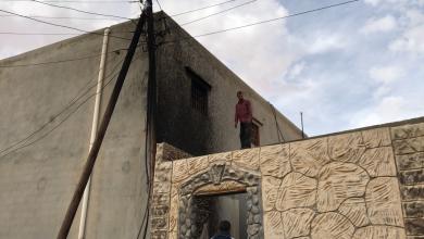 Photo of حريق بأحد منازل تيجي نتيجة ماس كهربائي