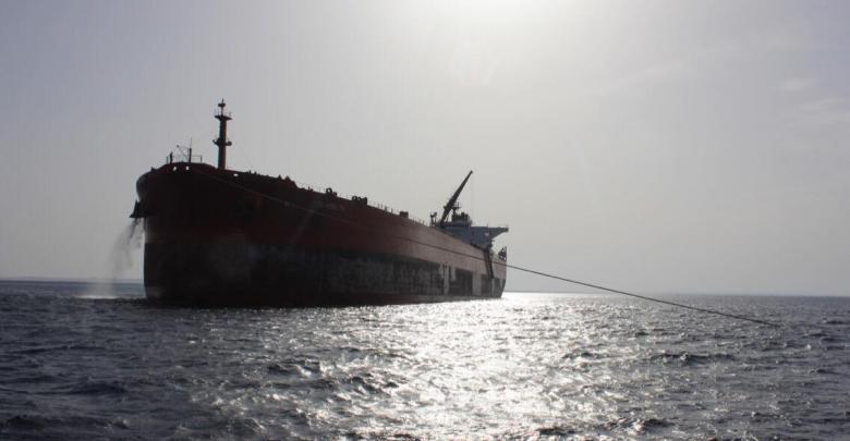 """ناقلة النفط الخام """"ديلتا مارينر"""""""