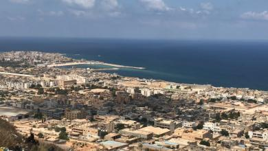Photo of فرض حظر تجوال على شوارع بدرنة