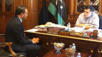 رئيس المجلس الرئاسي فايز السراج - وكيل وزارة التعليم عادل جمعة