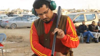 البطولة الأولى للرماية ببنغازي