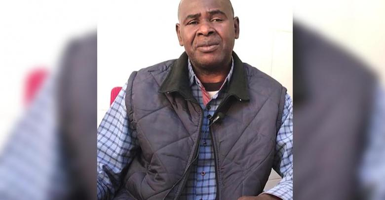 رئيس الشؤون الطبية في تراغن صالح معيوف