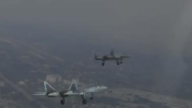 طائرة سوخوي Su-57