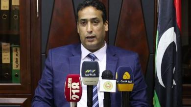 Photo of اجتماع موسّع لمناقشة الوضع الأمني والوبائي في درنة