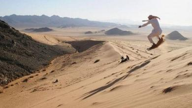 Photo of لعشاق المغامرة.. هذه أفضل أماكن التزلج على الرمال في الوطن العربي