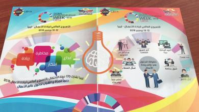 Photo of كلية الآداب صبراتة تحتفي بالأسبوع العالمي لريادة الأعمال