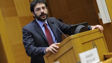 وكيل وزارة الدفاع الإيطالية أنجيلو توفالو