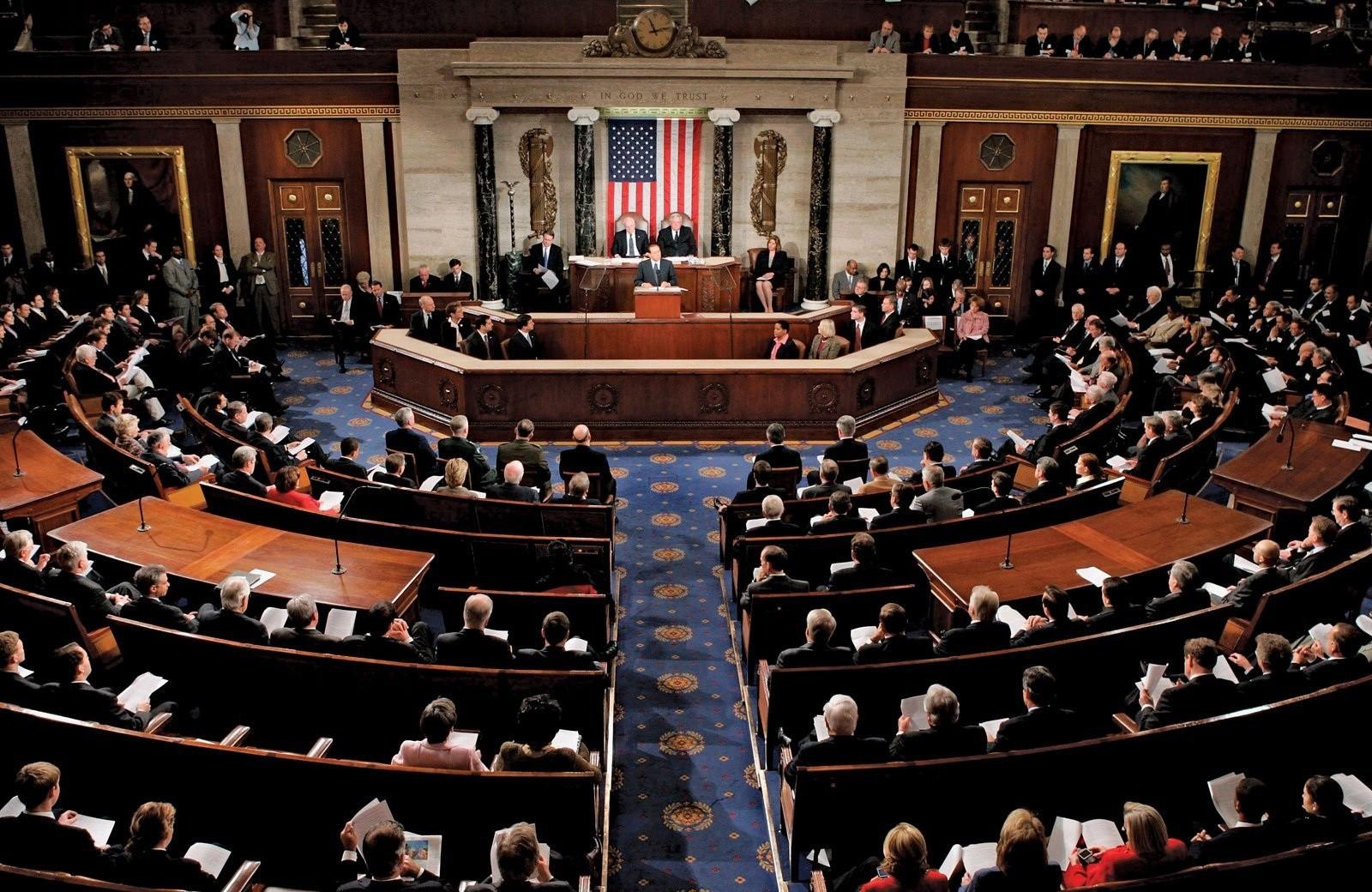 مجلس النواب الأميركي ودوره في ليبيا