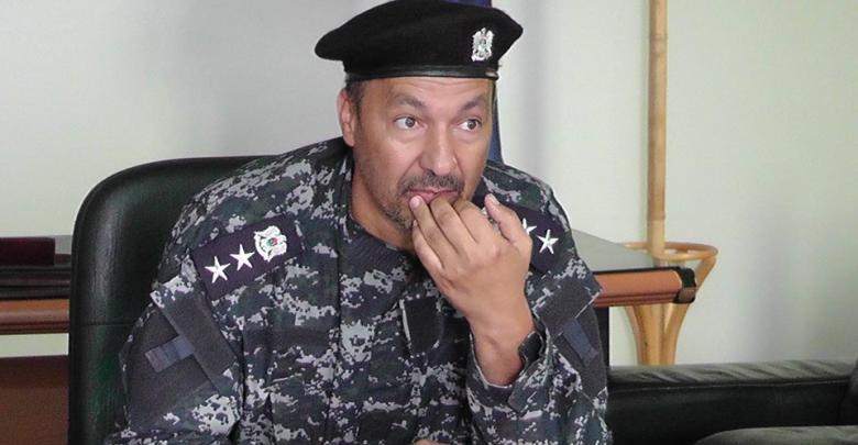 مدير أمن الخمس العقيد حسين البكوري