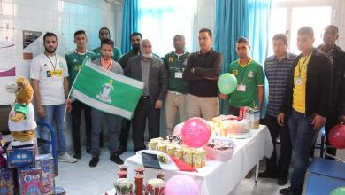 مشجعي الأهلي طرابلس