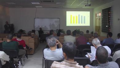 تطوير الإنتاج يجمع البحوث الزراعية وكلية الزراعة مصراتة