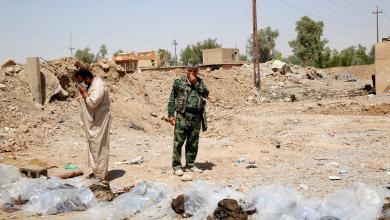 مقابر جماعية في العراق