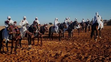صورة مرزق.. الفروسية تجمع الليبيين على الود والتسامح