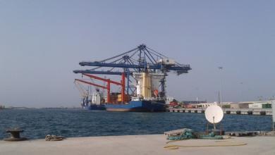 ميناء مصراتة - ارشيفية
