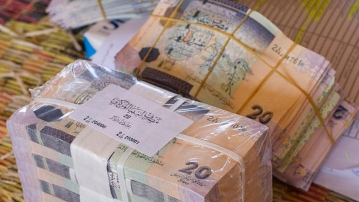 نقود ليبيا